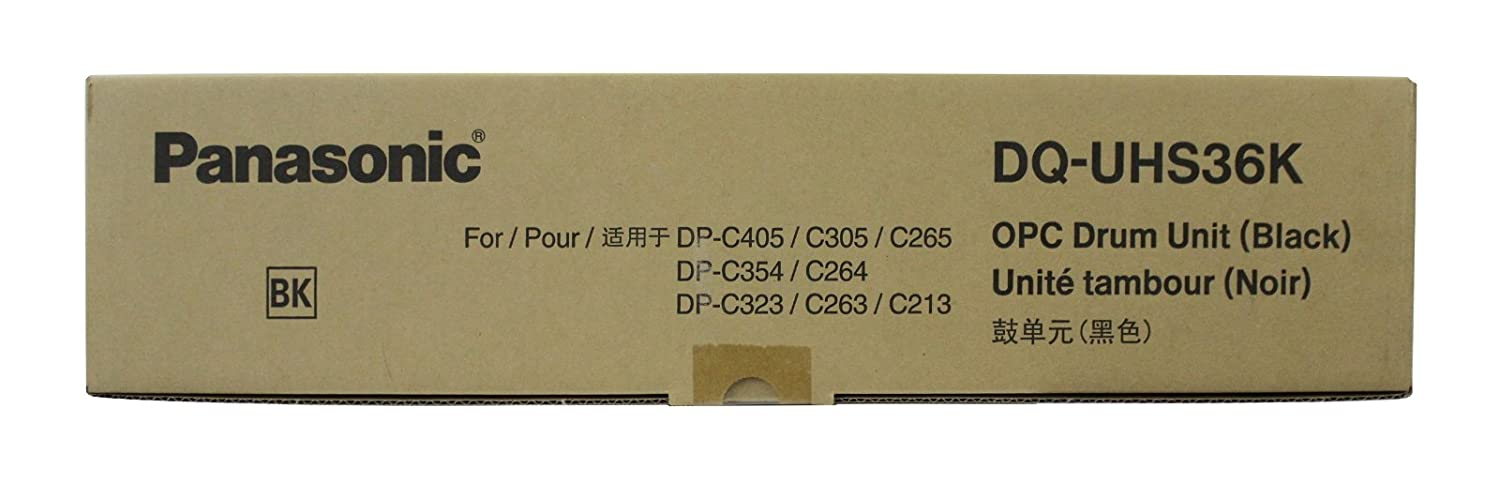 Panasonic DQ-UHS36K Dp-c213//263//264//265//305//323//354 Copier Opc Black Drum Unit