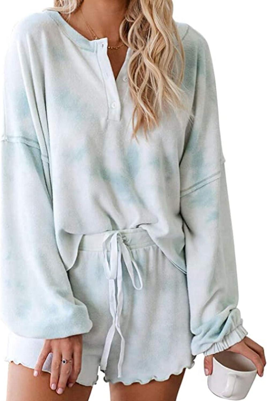 Ladies Womens Pyjamas PJ Set Short Long Sleeve Top Nightwear LoungeWear Pyjama