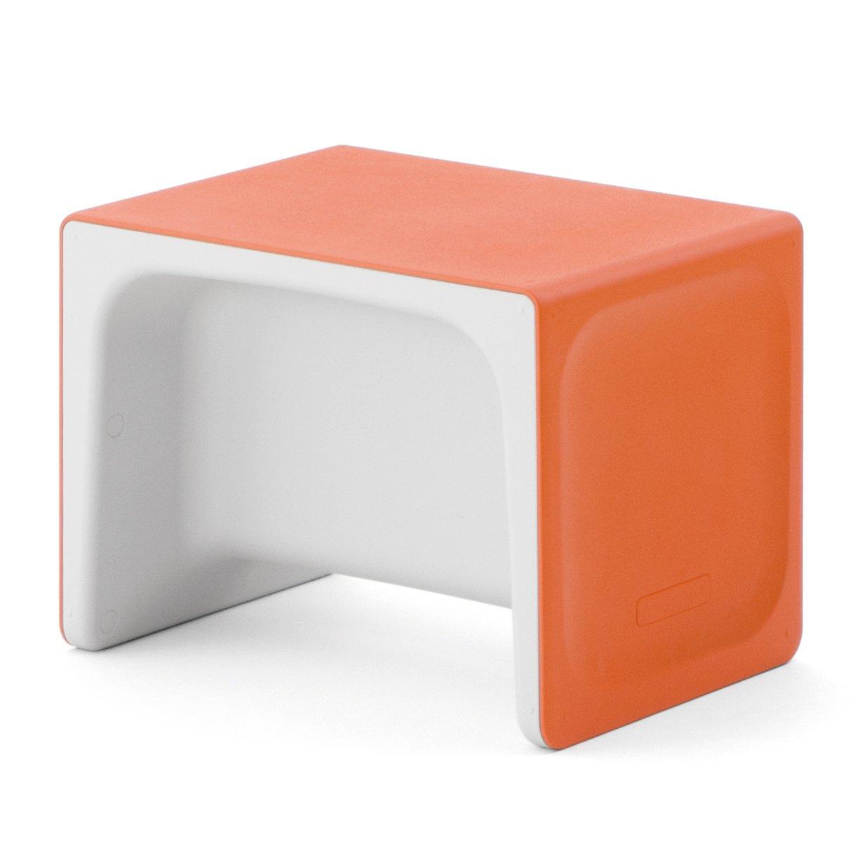 コクヨ キッズ チェア テーブル キャンパスブロック ペールタンジェリン CAC-30E B012MLF7F2 Parent ペールタンジェリン/グレー