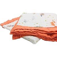 Cincobebé Muselinas Manta Swaddle/Toalla de Baño para Bebé,Acogedora