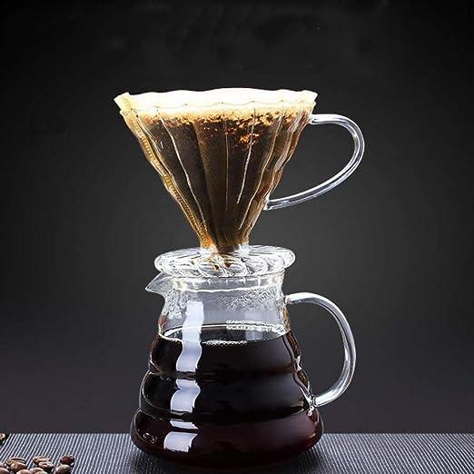 Link Co Cafetera para Goteo V60 Coffee Kettle Todo el Filtro de ...