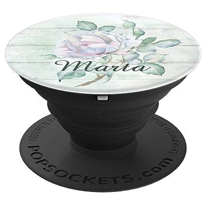 Amazon.com: Marta personalizado con nombre personalizado ...