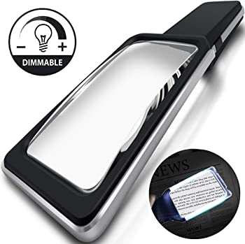 MagniPros 10-LED 3x Magnifying Glass