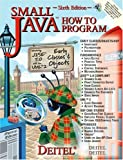 Small Java How to Program (6th Edition) 9780131486607