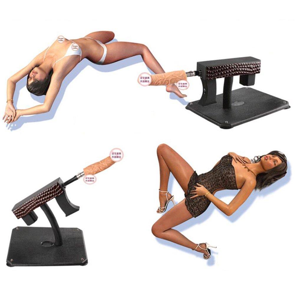 ZRB Máquina Sexual Automática Retráctil USB Cargando 8 Modos De Vibración Vibración De Diferentes Adulto Sexo Juguete Hombres Y Mujeres Masturbación 4d9afd