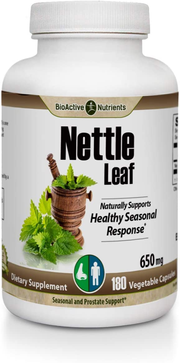 BioActive Nutrients Nettle Leaf