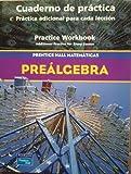 Prentice Hall Pre-Algebra, PRENTICE HALL, 0130379336