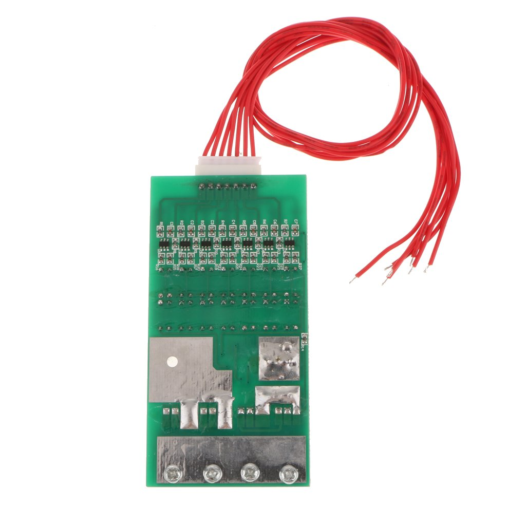 MagiDeal 7S Li-Ion Lithium Batterie BMS 18650 Chargeur Carte De Protection Module
