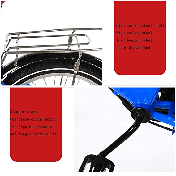 Amazon.com: YUMEIGE - Bicicleta infantil para niños de 16/18 ...