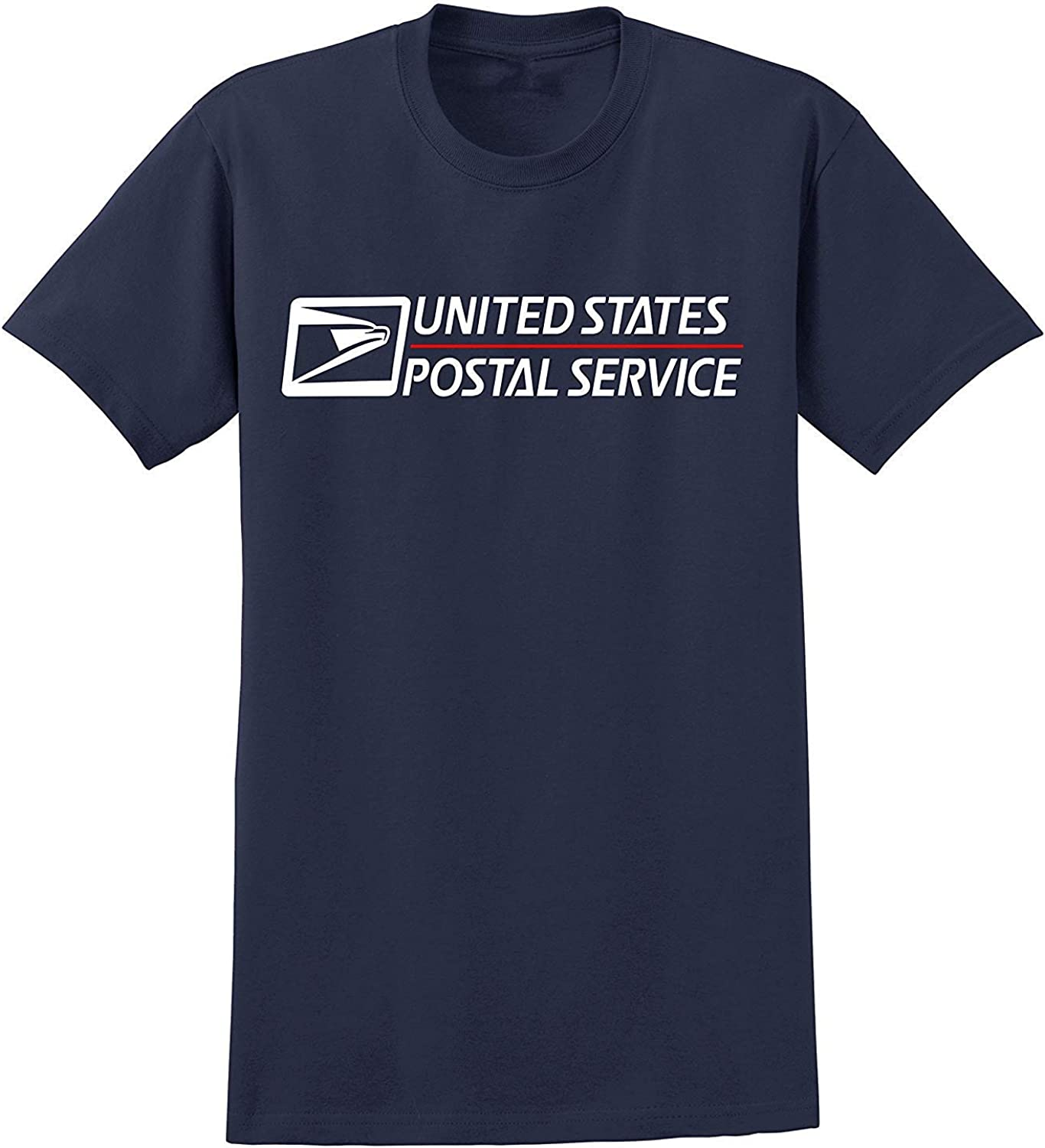 Amazon Com Aco T United States Postal Services Shirt Men Clothing