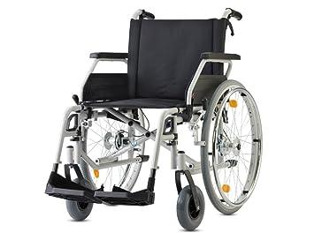 Sedie A Rotelle Pieghevoli Leggere : Bischoff bischoff s eco sedia a rotelle pieghevole amazon
