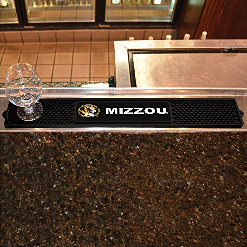 FANMATS NCAA University of Missouri Tigers Vinyl Drink - Vinyl Tigers Missouri