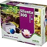 Velda 125070 Belüftungsset für Teiche bis 3000 Liter, 5 Watt, Silenta Aerating Set 300