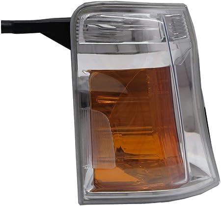 For NISSAN Caravan Urvan E25 2005~2012 Right Inner+Outer Headlight Corner Light