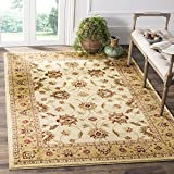 Safavieh Lyndhurst Collection LNH553-1213 Traditional Floral Ivory and Beige Area Rug (4′ x 6′) Review