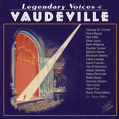 Legendary Voices Of Vaudeville by Take Two