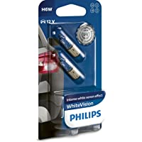 Philips WhiteVision Koplamp, Xenon-effect H6W Double blister