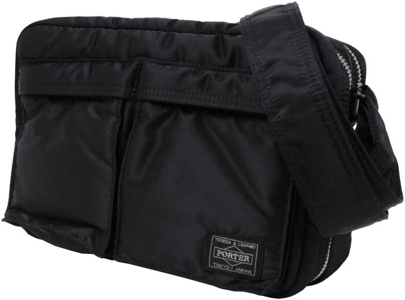 Porter Tanker Shoulder Bag 06963 Black Yoshida Bag