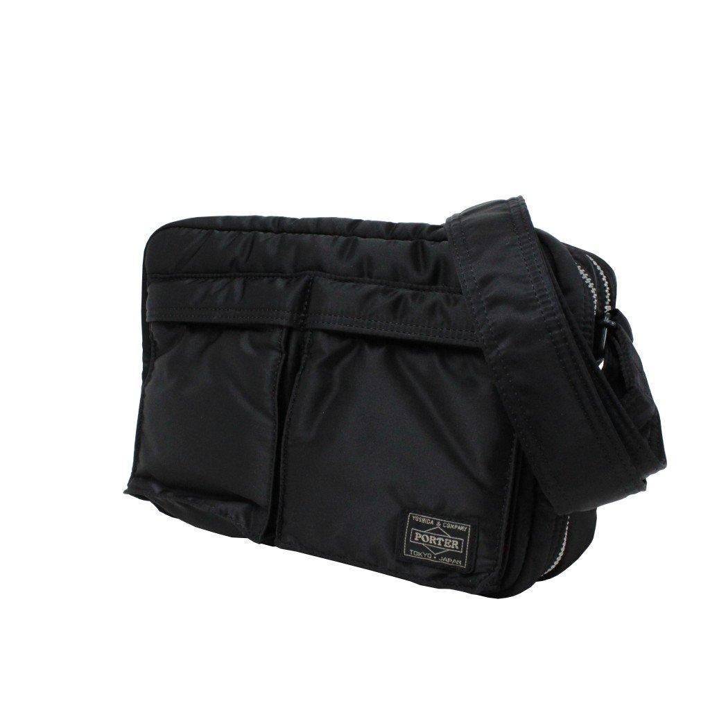 70e47f777e Amazon.com  Porter Tanker   Shoulder Bag 06963 Black   Yoshida Bag  Office  Products