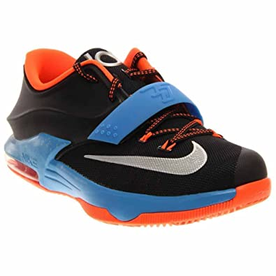 75fc8abdd96e Nike KD VII 7 GS Easter Kevin Durant Air Max Youth Boys Kids Basketball  Shoes 669942