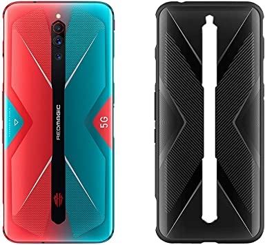 Nubia RedMagic 5G Teléfono 12GB RAM + 256GB ROM | Gaming Phone ...