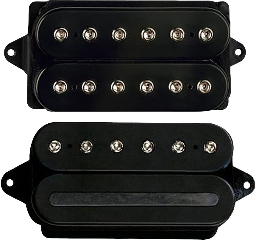 "DiMarzio ""John Petrucci Pickup Set Black For 43mm Nut"