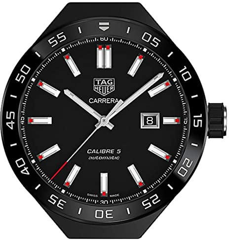 Amazon.com: TAG Heuer Carrera Modular Connected Mens Swiss ...