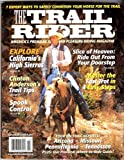 img - for The Trail Rider America's Premier Trail and Pleasure Riding Magazine September/October 2007 book / textbook / text book