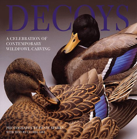 Decoys: A Celebration of Contemporary Wildfowl (Wonderful Carving)