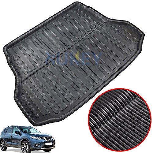 FidgetGear Car Rear Cargo Trunk Mat Boot Liner Floor Tray Carpet For Nissan Rogue 2014-2018