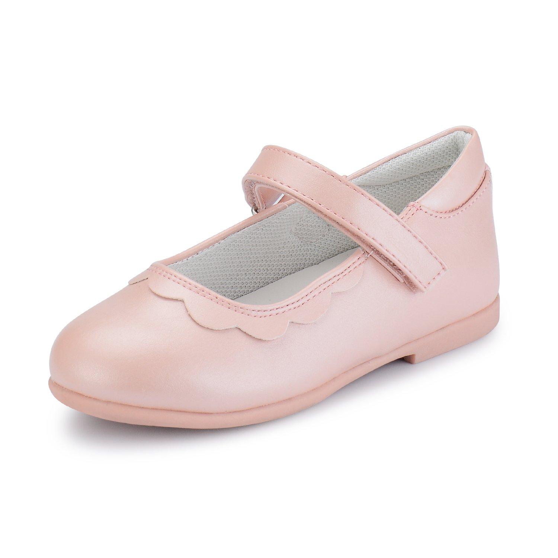 Weestep Toddler/Little Kid Girls Mary Jane Dress