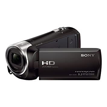 Sony CX240E Full HD Camcorder - Black