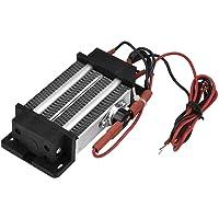 PTC Ceramic Air Heater, 300W 220V Insulated PTC Ceramic Air Heater Space Car Fan Constant Temperature PTC Heating…