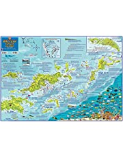 Franko's Map of the British Virgin Islands: Map for Scuba Divers, Snorkelers, Yachtsmen, Tourists & Everyone Who Loves the British Virgin Islands: Pri