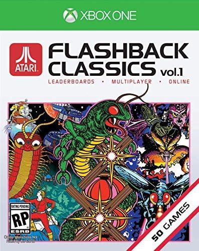 Atari Flashback Classics Volume 1 (輸入版:北米) - XboxOne