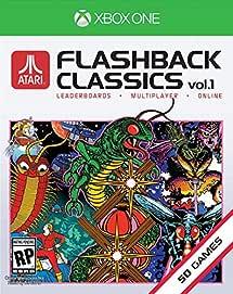 Atari Flashback Classics Vol. 1 - Xbox One Vol. 1 Edition