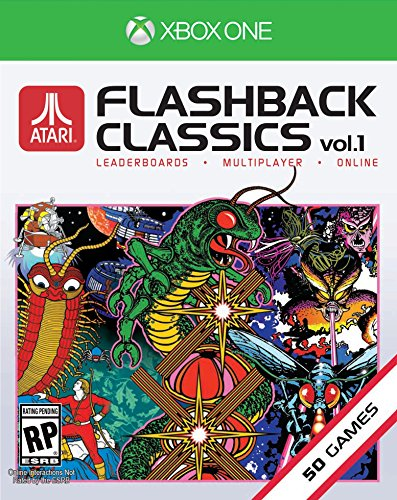 Atari Flashback Classics Vol. 1 - Xbox One Vol. 1 Edition (Atari Flashback Classics Volume 1 Xbox One)