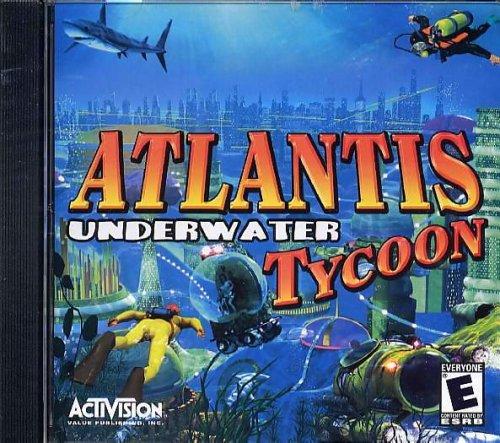 amazon com atlantis underwater tycoon software