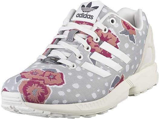 Eliminación Abuelo Alcanzar  ADIDAS ZX Flux W T/5.5 USA - 36 2/3 EUR - 4 UK - 22.5 Cm.: Amazon.es:  Zapatos y complementos