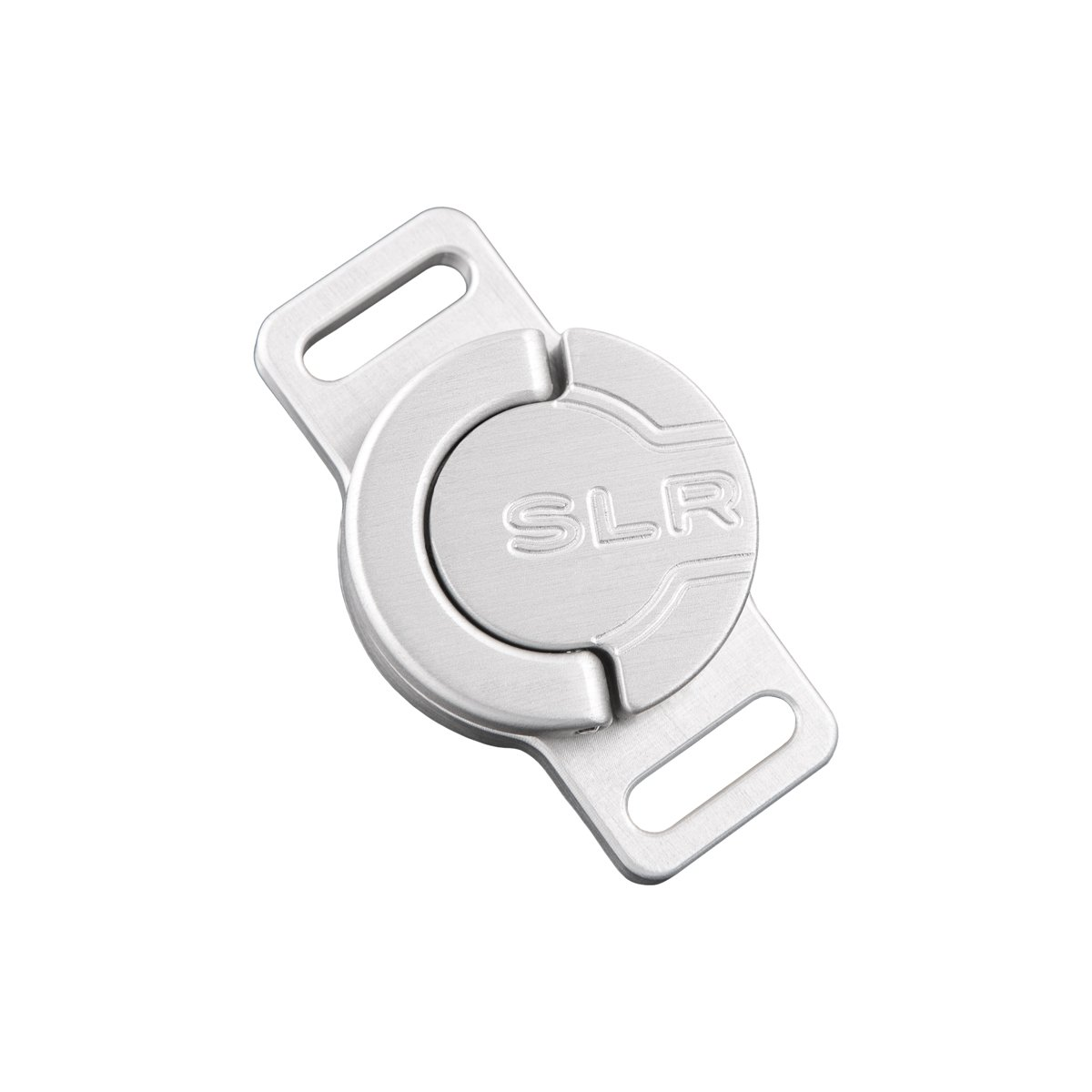 Custom SLR C-Loop Camera Strap Mount (Silver)