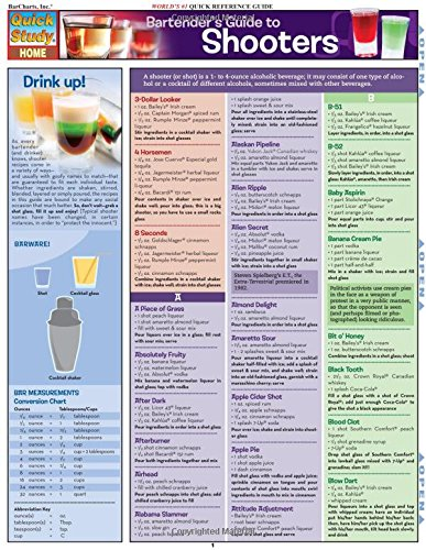 bartending study guide This is a quiz to help you study for bartender classes certification.