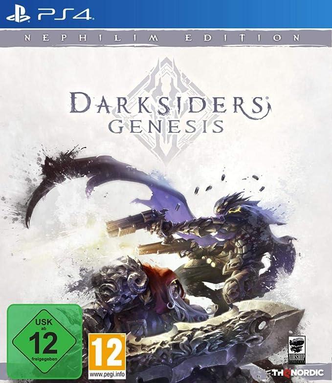 Darksiders Genesis Nephilim Edition - PlayStation 4 [Importación ...