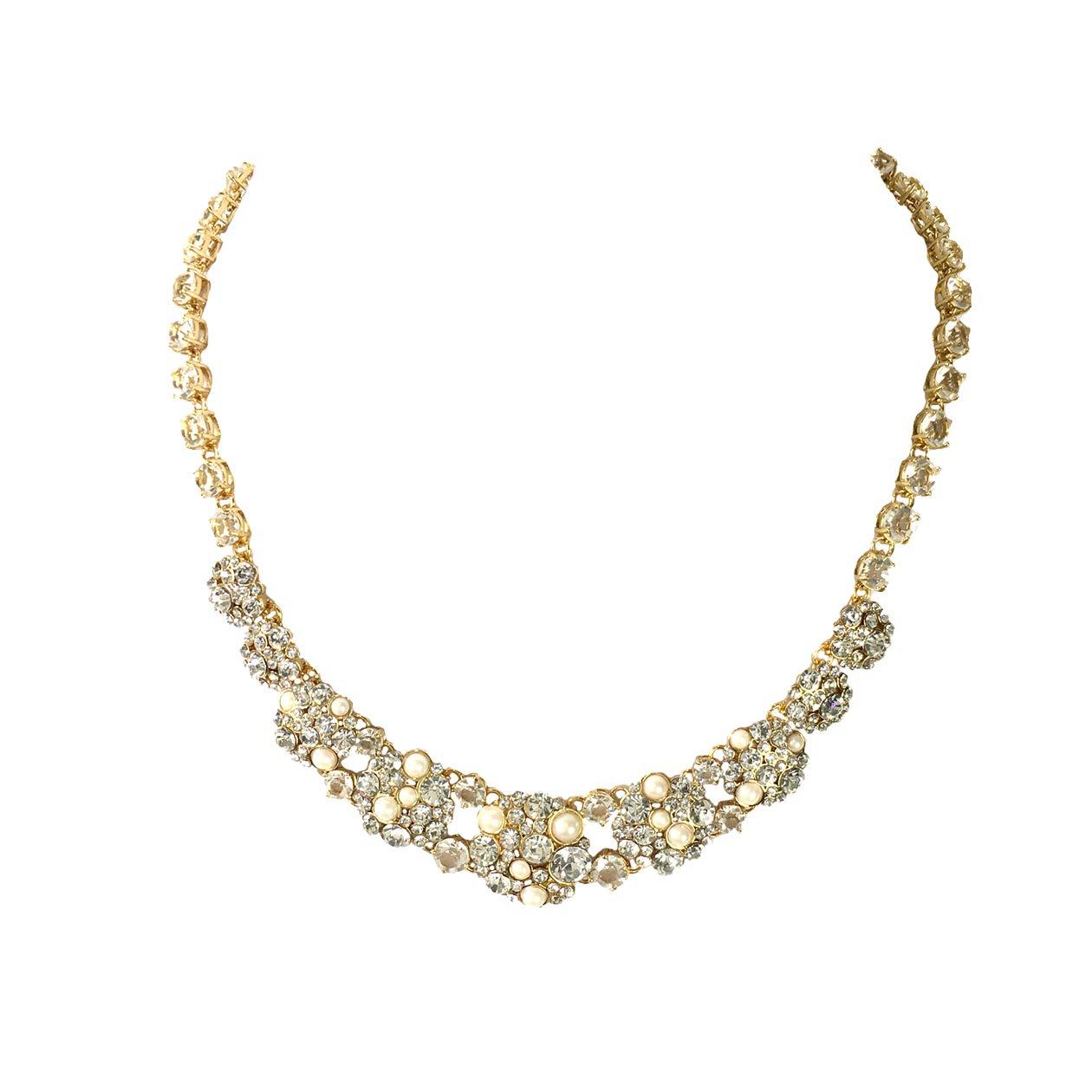Kate Spade 'Pick A Pearl' Simulated Pearl Graduated Necklace, Cream Multi
