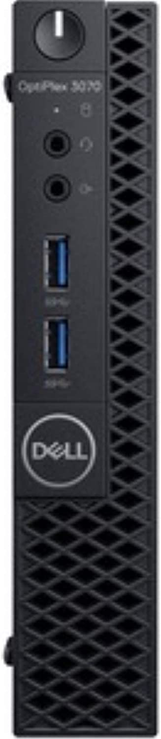 Dell OptiPlex 3070 Desktop Computer - Intel Core i3-9100T - 8GB RAM - 128GB SSD - Micro PC