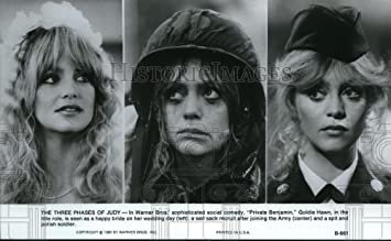 Amazon Vintage Photos 1980 Press Photo Goldie Hawn Stars As