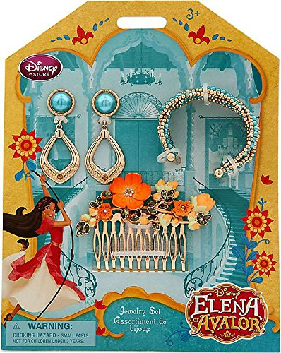 Disney Elena of Avalor Elena Exclusive Jewelry Set - Exclusive Jewelry