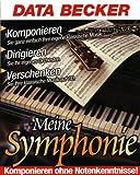 Data Becker Meine Symphonie. 3 CD- ROM für Windows 95/98