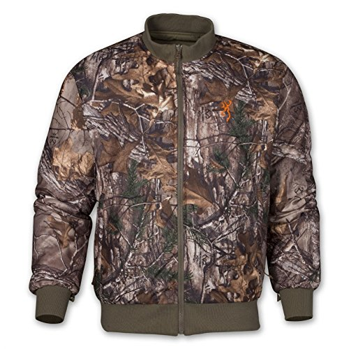 Browning Parka - Browning Hell's Canyon 4-in-1 Primaloft Parka, Realtree Xtra, 3X-Large