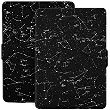 Ayotu Colorful Case for Kindle Paperwhite Light and Slim PU Leather Smart Kindle Case Cover, Auto Wake/Sleep,Fits All 2012, 2013, 2015 and 2016 Versions Kindle Paperwhite 300 PPI, K5-09 The Horoscope