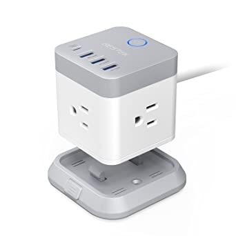 Review BESTEK Power Strip with